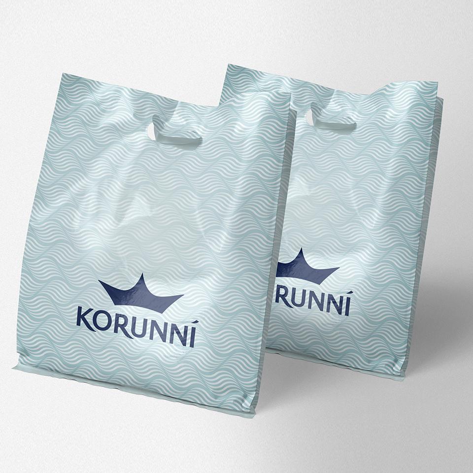 Igelitové tašky pro Karlovarskou Korunní