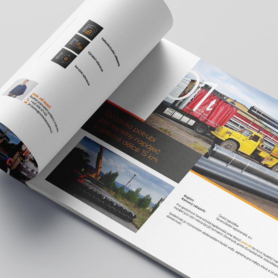 Referenční brožura